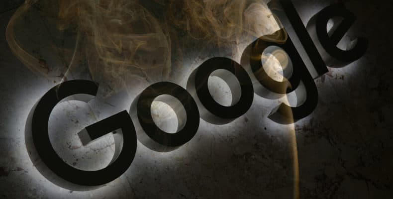 Google Plus up in Smoke